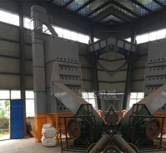 40吨水稻烘干塔图片